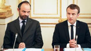 """Les contours du """"grand débat national"""" voulu par Emmanuel Macron restent flous."""