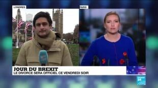 2020-01-31 12:01 Brexit : Des entreprises européennes et internationales se retirent du Royaume-Uni