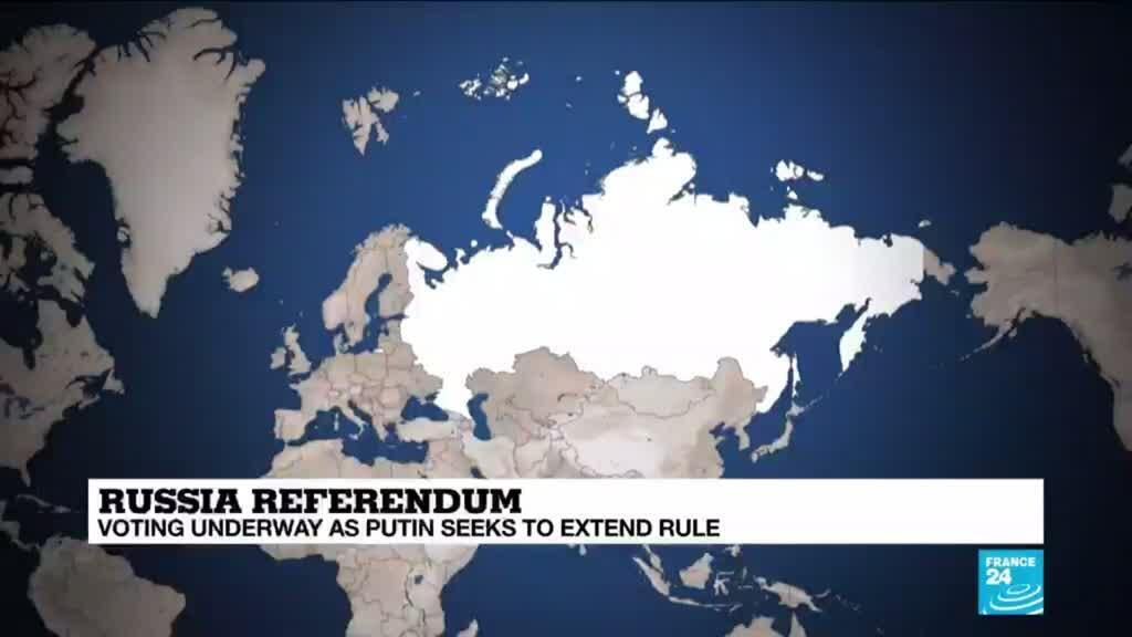 2020-06-25 15:01 Russia referendum: opposition parties urge boycott or vote against