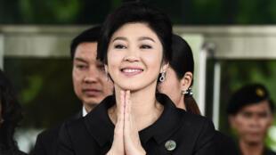 رئيسة الوزراء السابقة ينجلوك شيناواترا