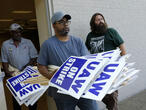 Tens of thousands of General Motors workers strike across US