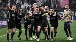 La jeune garde de l'Ajax Amsterdam, demi-finaliste de la Ligue des champions.