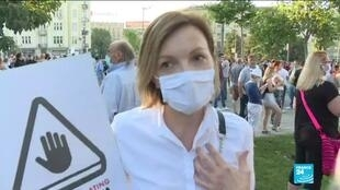 2020-07-09 14:07 Serbia protests over coronavirus crisis management puts president Vucic under pressure