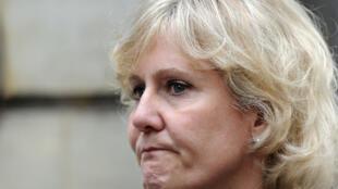 """Nadine Morano a été destitué par Les Républicains pour ses propos sur la France """"pays de race blanche""""."""