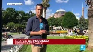 2020-07-10 16:00 Turquie : Sainte-Sophie va devenir une mosquée