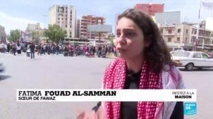 2020-05-05 12:12 Au Liban, reprise de la contestation pour lutter contre la précarité