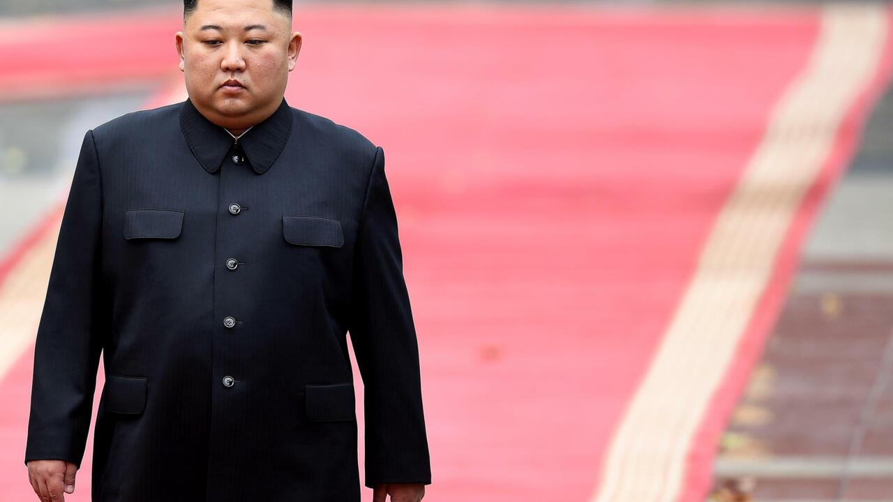 """كيم يصف الولايات المتحدة بأنّها """"العدوّ الأكبر"""" لكوريا الشمالية (وكالة)"""