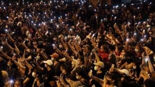 TAILANDIA PROTESTAS