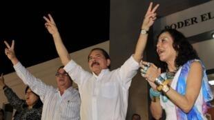 La oposición acusa a Ortega de controlar el aparato estatal, incluido el electoral, lo que le ha permitido reelegirse.