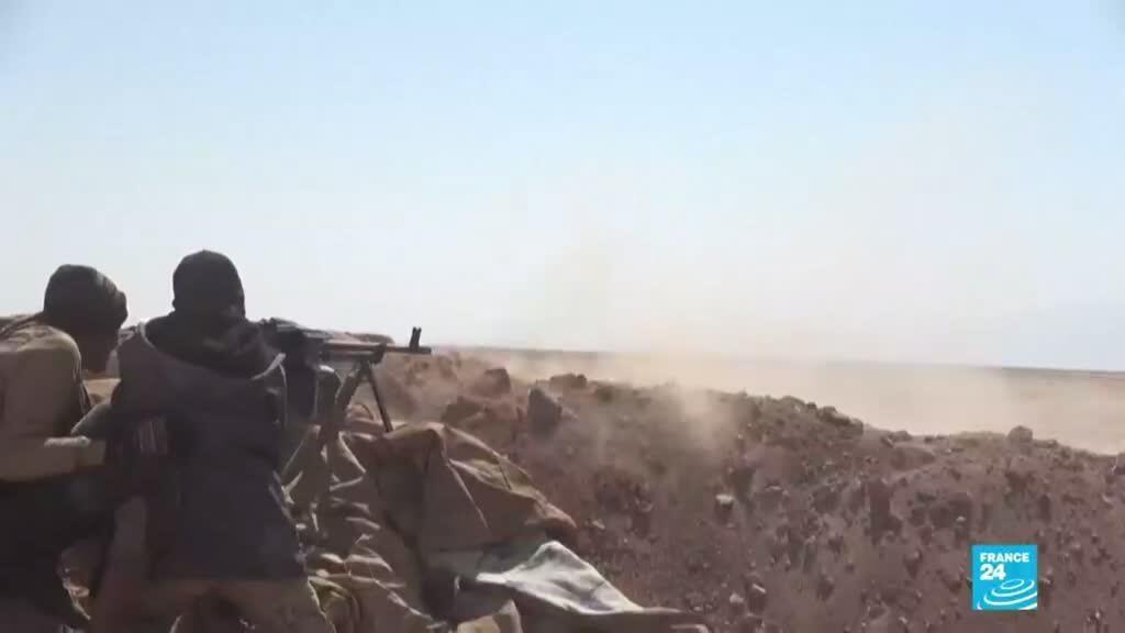 2021-03-06 18:07 La lucha por el control de Marib se intensifica en el norte de Yemen