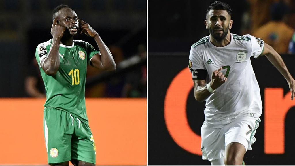رياض محرز (الجزائر) وساديو ماني (السنغال): من سيكون بطل النهائي؟