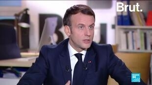 2020-12-04 17:01 France's Macron 'expects a police officer to be an example', as police brutality accusations surge