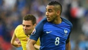لاعب المنتخب الفرنسي باييت