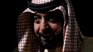 الشيخ خليفة بن زايد رئيس دولة الإمارات