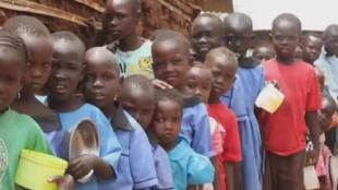 Après plus de deux ans de combats, la malnutrition est en hausse à Juba, la capitale du Soudan du Sud.