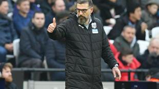 West Bromwich Albion boss Slaven Bilic led his team back into the Premier League