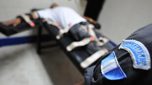 Simulación de la pena de muerte, Guatemala / Archivo