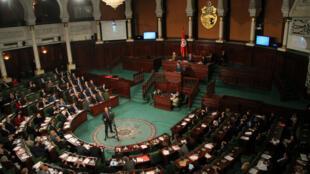 البرلمان التونسي 23 آذار/مارس 2018