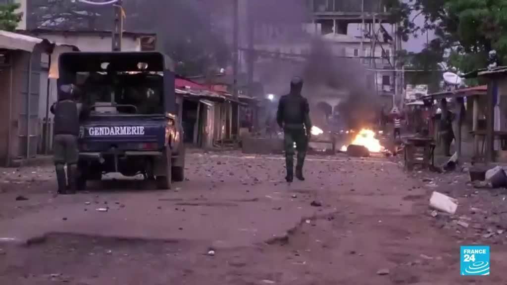 2021-09-06 13:31 Guinea: militares ahora en el poder reabrieron las fronteras del país