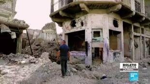 Mosul, la ciudad que se reconstruye tras la lucha contra el grupo Estado Islámico en Irak