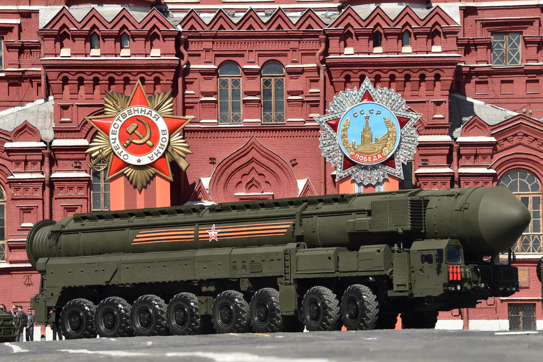Blinken: EE.UU. extiende tratado nuclear con Rusia por cinco años