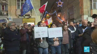 Protesters in Malta continue to apply pressure on Prime Minister Joseph Muscat.