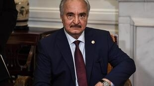Libyan strongman Khalifa Haftar says he has a popular mandate to lead the divided country
