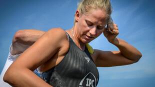 Channel challenge: Australian swimmer Chloe McCardel