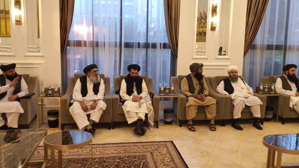"""حركة طالبان تحذر الولايات المتحدة من """"زعزعة استقرار"""" الحكومة الأفغانية thumbnail"""