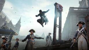 """Le jeu """"Assassin's Creed Unity"""" offre une plongée au cœur de la Révolution française."""