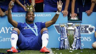 Didier Drogba a passé 10 ans à Chelsea.