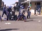 Manifestation au Zimbabwe: La police disperse violemment les opposants