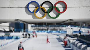 La Corée du Nord participe aux Jeux olympiques d'hiver de Pyeongchang 2018, en Corée du Sud.