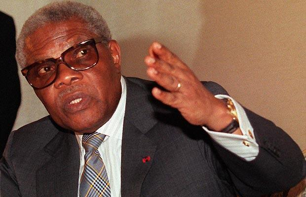 Pascal Lissouba, président du Congo-Brazzaville entre 1992 et 1997, est décédé le 24 août 2020.
