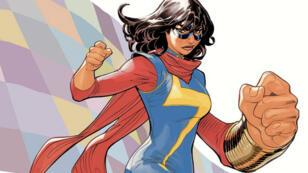 Miss Marvel, alias Kamala Khan, est le premier personnage musulman de l'univers Marvel.