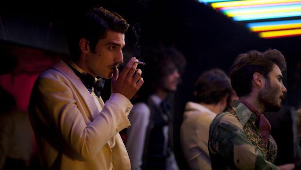 """ممثلان في فيلم """"سان لوران"""" - كان 2014"""
