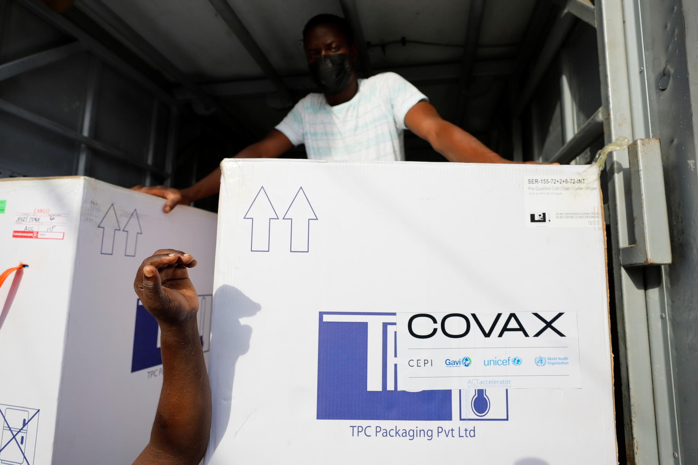 Covax Ghana