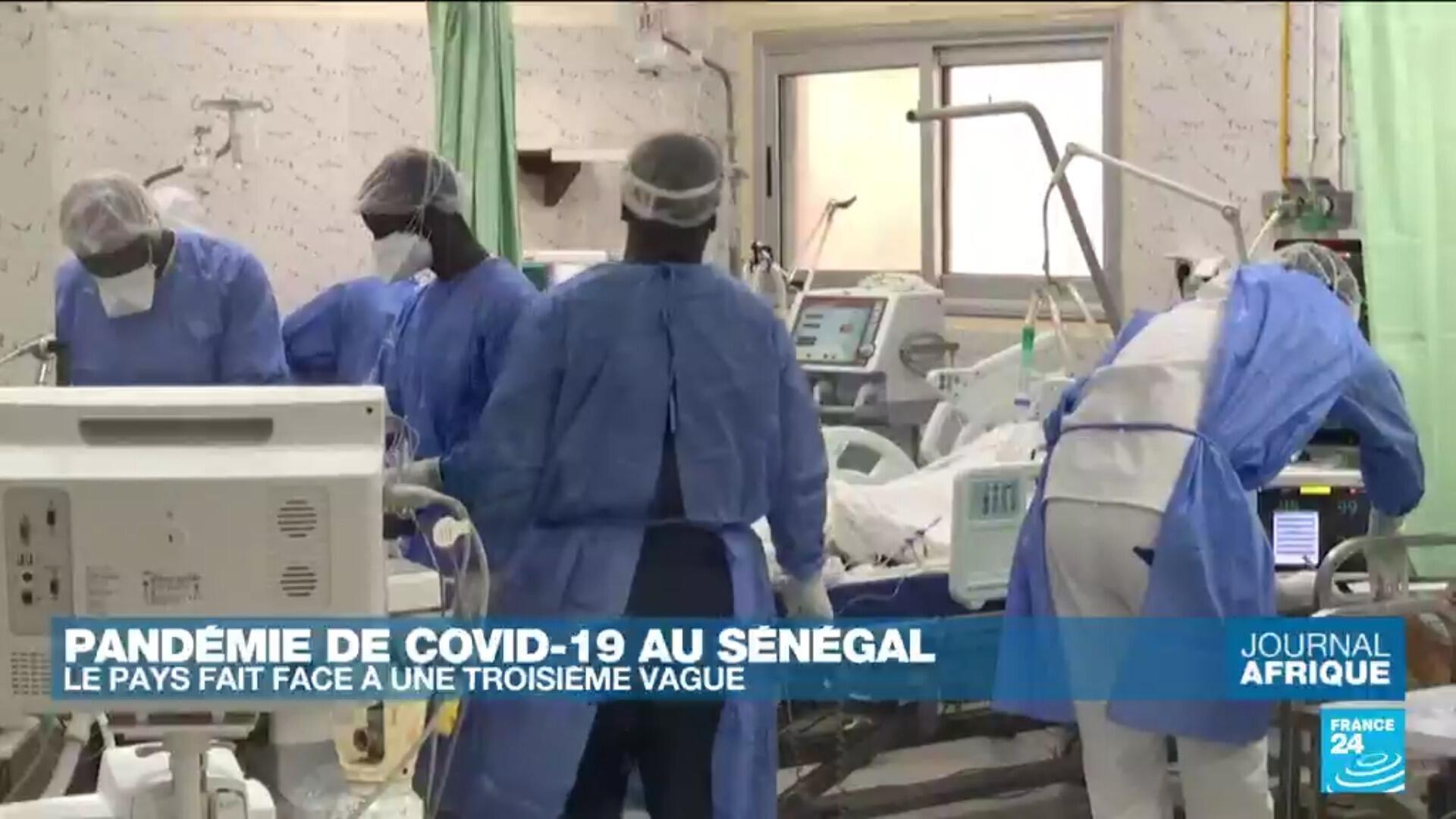 Sénégal: le variant Delta accable les hôpitaux du pays