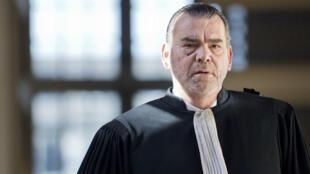 Me Frank Berton, un habitué des procès médiatiques, a accepté de défendre Salah Abdeslam lors de son procès en France.
