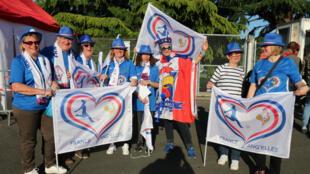 Le club de supporters France Ang'elles va suivre l'équipe de France durant tout le mondial.