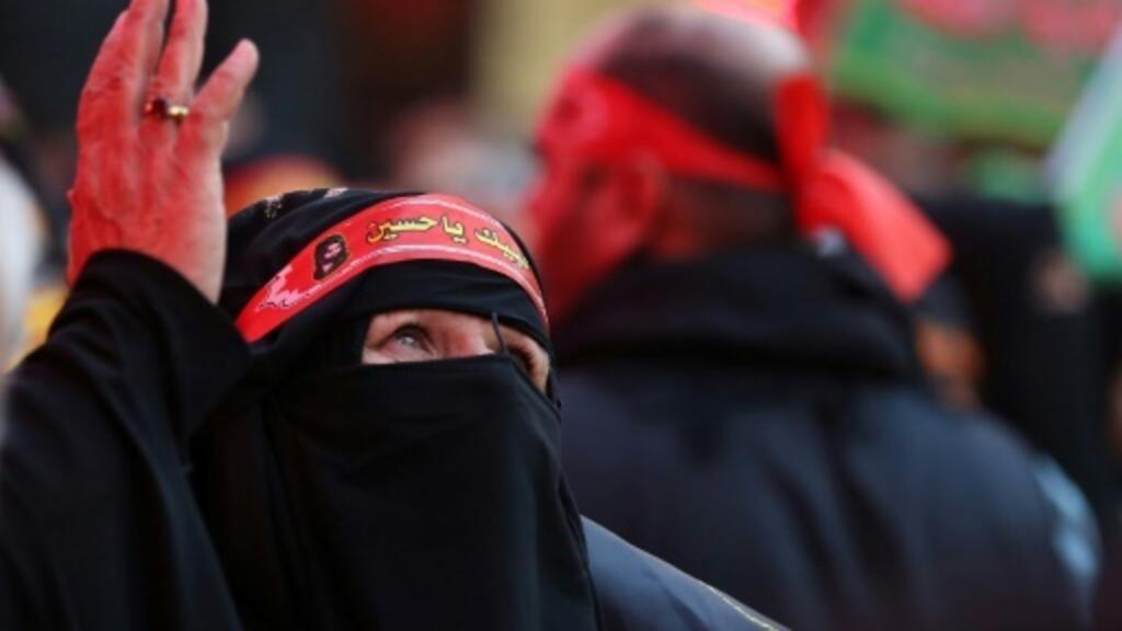 Millions mark Shiite religious festival in Iraq's Karbala