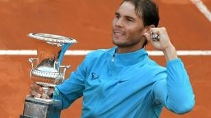 Rafael Nadal won a record 34th Masters title in Rome