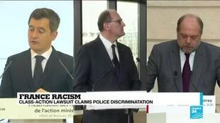 2021-01-27 12:11 French NGOs threaten class-action suit over racial profiling by police