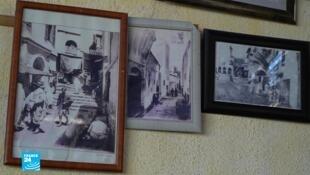 صور قديمة عن قصبة الجزائر.