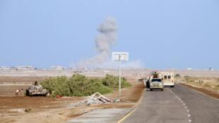 L'opération a été menée par des drones et des hélicoptères Apache dans la province de Baïda, dans le centre du Yémen.