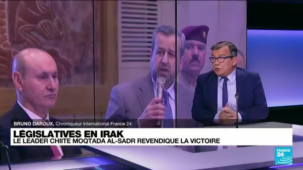 2021-10-12 16:03 Législatives en Irak : tensions dans les partis chiites après la victoire proclamée de Moqtada Al-Sadr