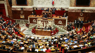 L'Assemblée nationale, le 3 mars 2020