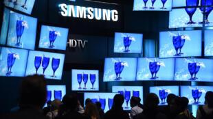 """La technologie controversée sur les téléviseurs Samsung est appelé """"Motion lightning""""."""