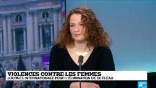 Laure Salmona est spécialiste des violences sexuelles et sexistes.