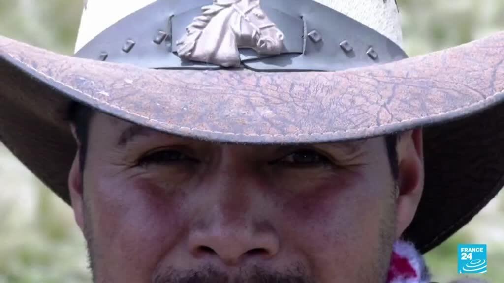2021-08-23 01:08 Ecuador: chagras retomaron los tradicionales rodeos tras un año de restricciones